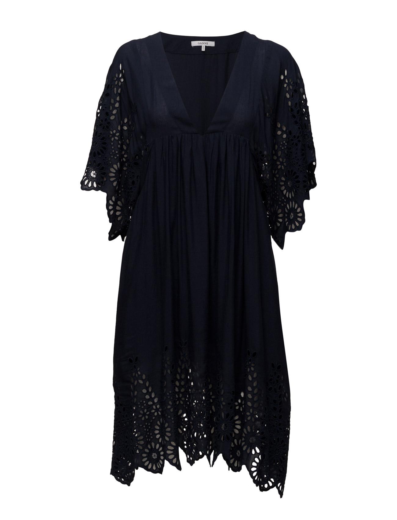 Yoko Lace Ganni Korte kjoler til Damer i Iris