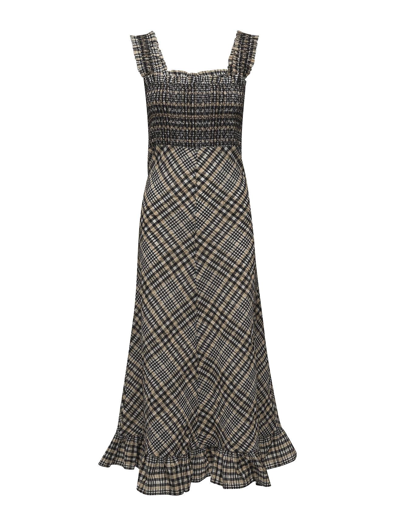 Ganni Charron Maxi Dress