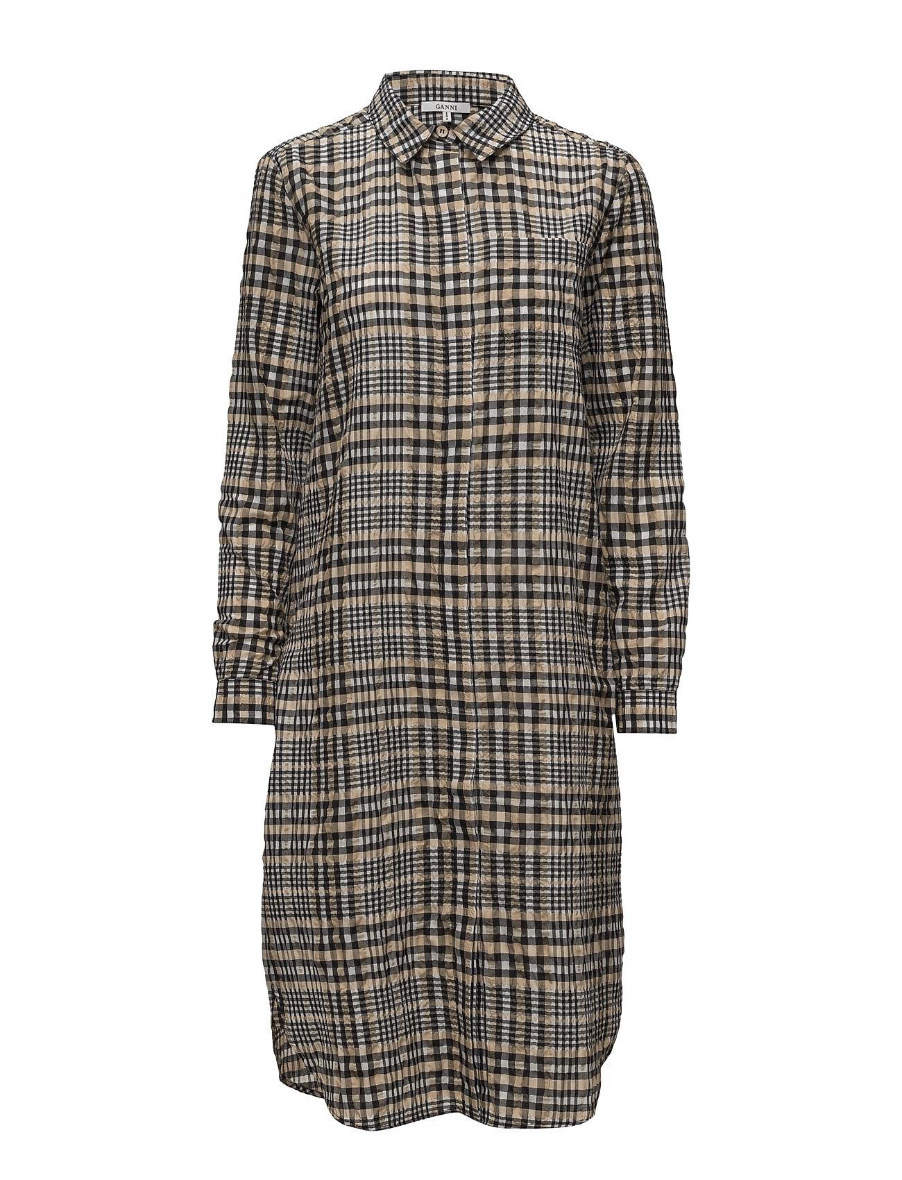 Charron Shirt Dress Ganni Dresses thumbnail