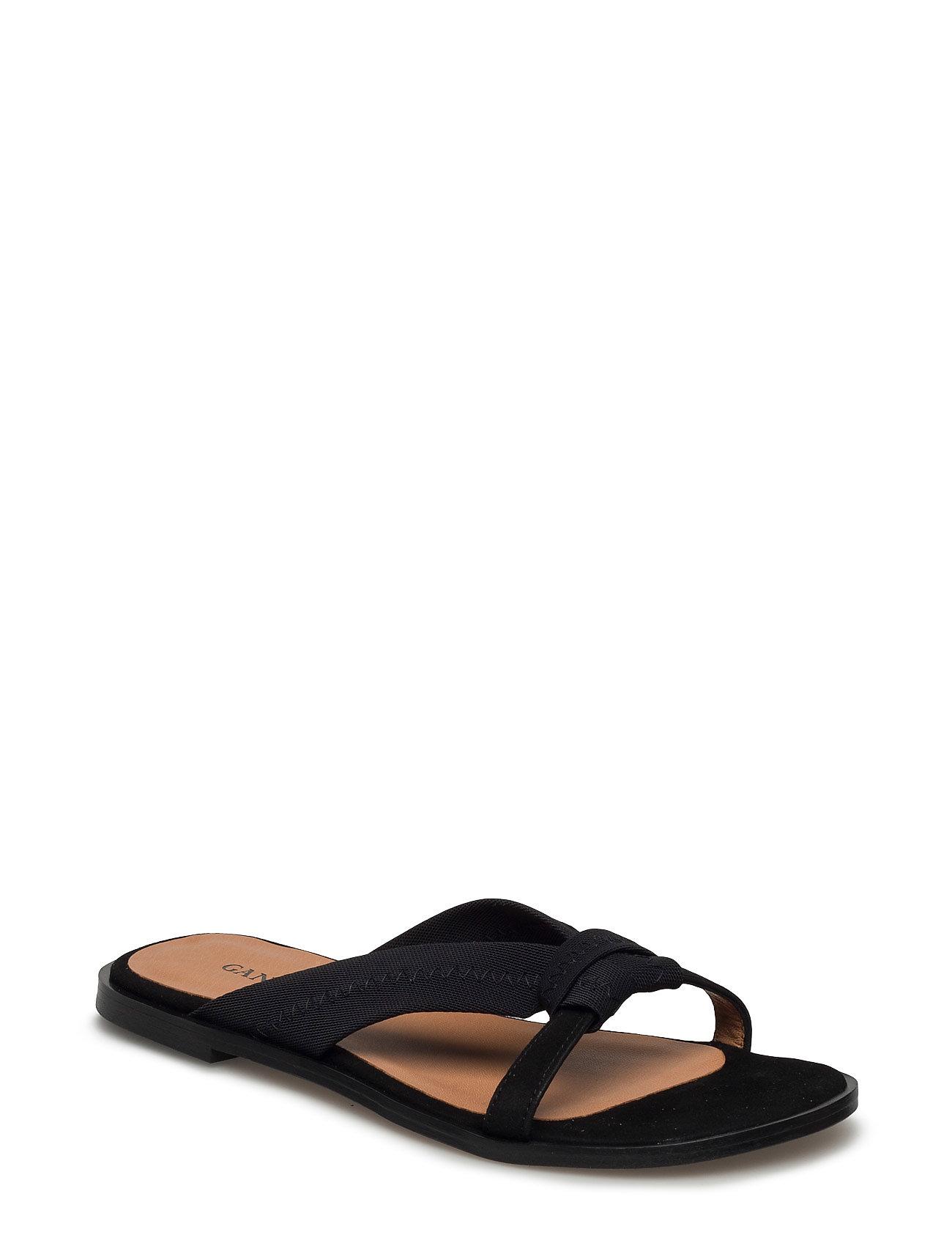 ganni – Oceane sandals fra boozt.com dk