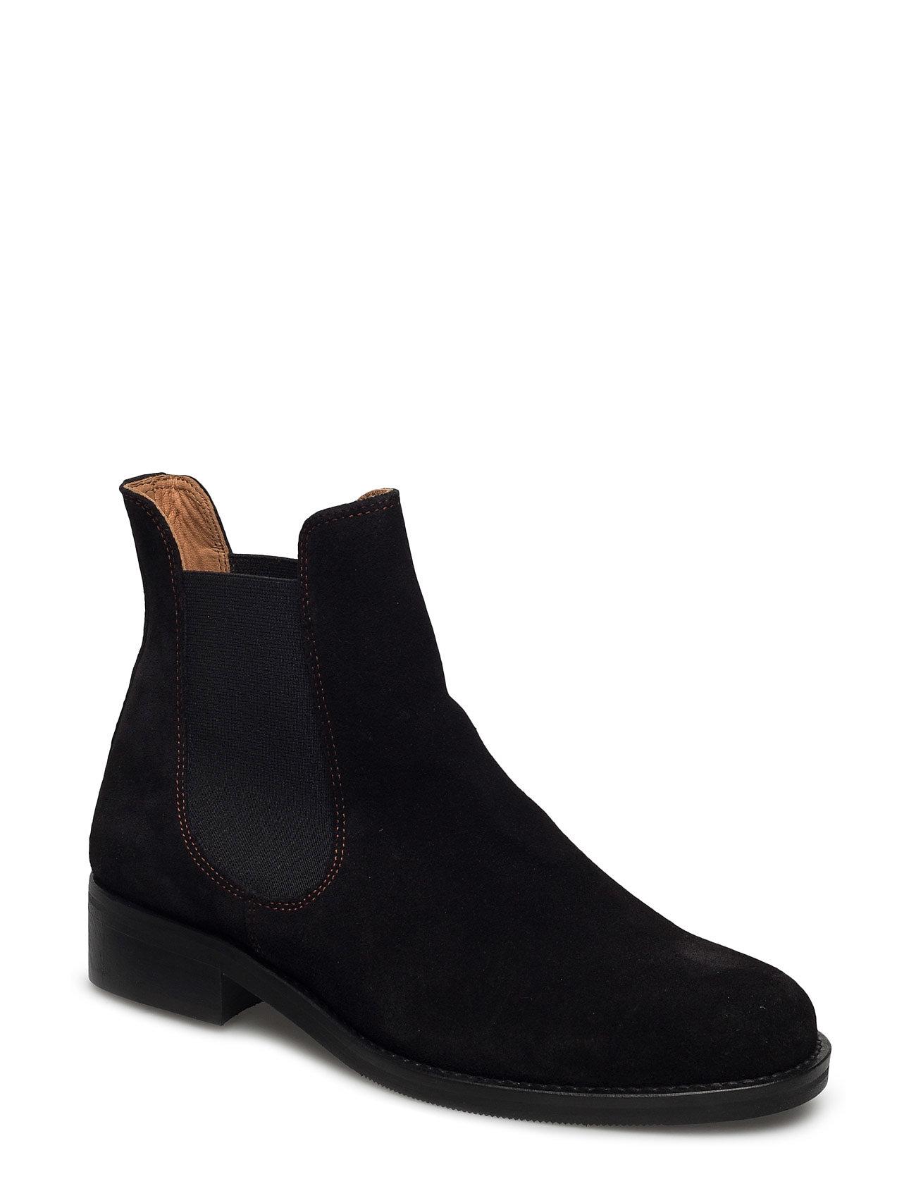 ganni Lea ankle boots på boozt.com dk