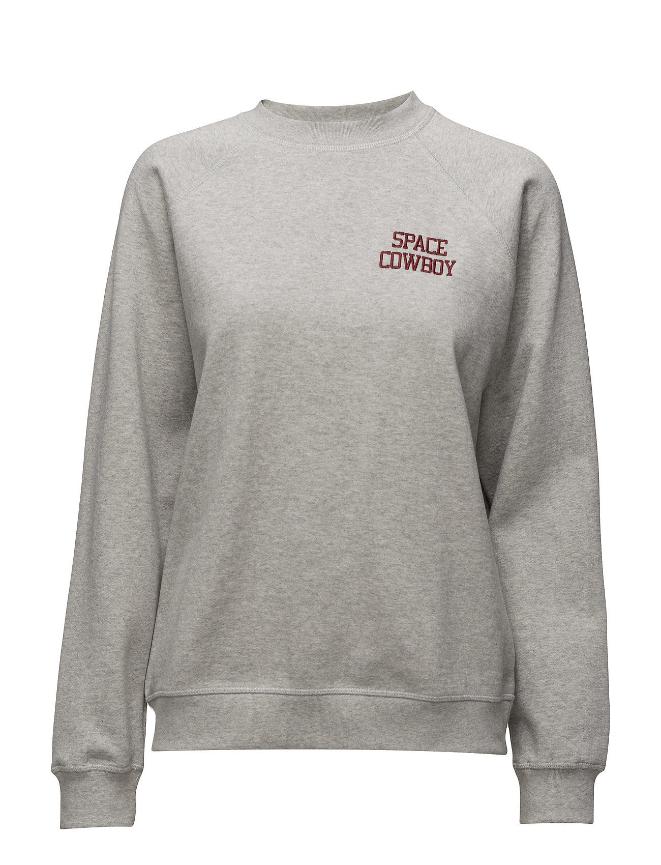 Ganni Jefferson Isoli Sweatshirt Space Cowboy