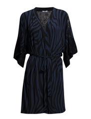 Montmartre - Dress Blues Zebra