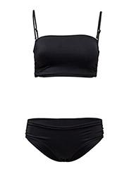 Lyme Swimwear Solid - BLACK