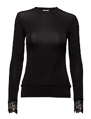 Montmartre Blouse - BLACK