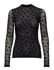 Meeker Blouse - BLACK