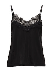 Montmartre Top - BLACK