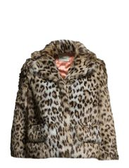 Gisele Fur - Leopard