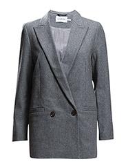 Hawthorne Wool - Smoked Pearl Melange