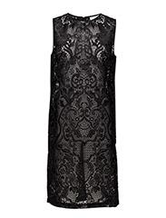 Turlington Lace - BLACK