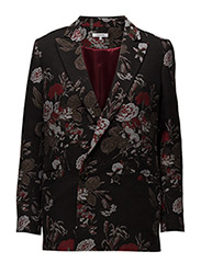 O'Donnell Brocade - BLACK BOUQUET