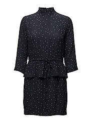 Rosemont Crepe - DOTTED ECLIPSE
