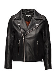 Passion Biker Jacket - Black