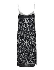 Colby Sequins Slip Dress