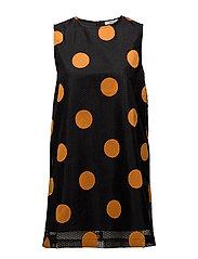 Sartre Mini Dress - Black