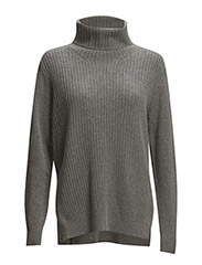 Mercer Knit - Smoked Pearl Melange
