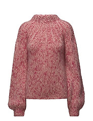 The Julliard Mohair - SEA PINK