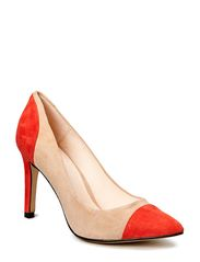 Audrey Suede - BRUSH,RED