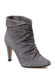 Carine Suede - Pewter