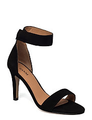 Marine Sandals - BLACK