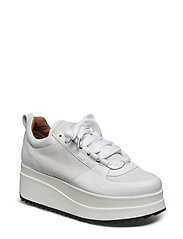 Naomi Leather Sneakers