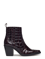 Callie Ankle Boots - DECADENT CHOCOLATE