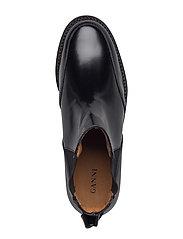 Violet Ankle Boots