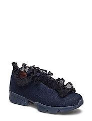 Ariana Sneakers - DENIM
