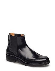 Violet Ankle Boots - BLACK