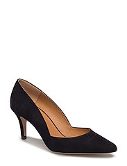 Harper Pumps - BLACK
