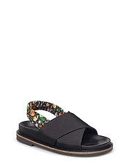 Mona Sandals - Black