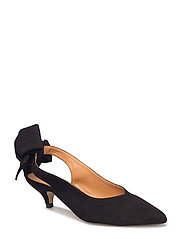 Sabine Pumps - Black