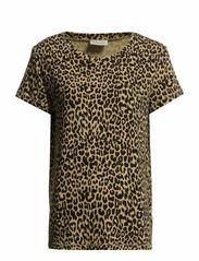 True Love Jersey - Leopard