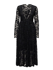 Flynn Lace - TOTAL ECLIPSE/BLACK