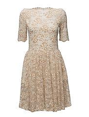 Flynn Lace Dress - Vanilla Ice
