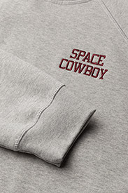 Jefferson Isoli Sweatshirt Space Cowboy