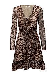 Tilden Mesh - Leopard