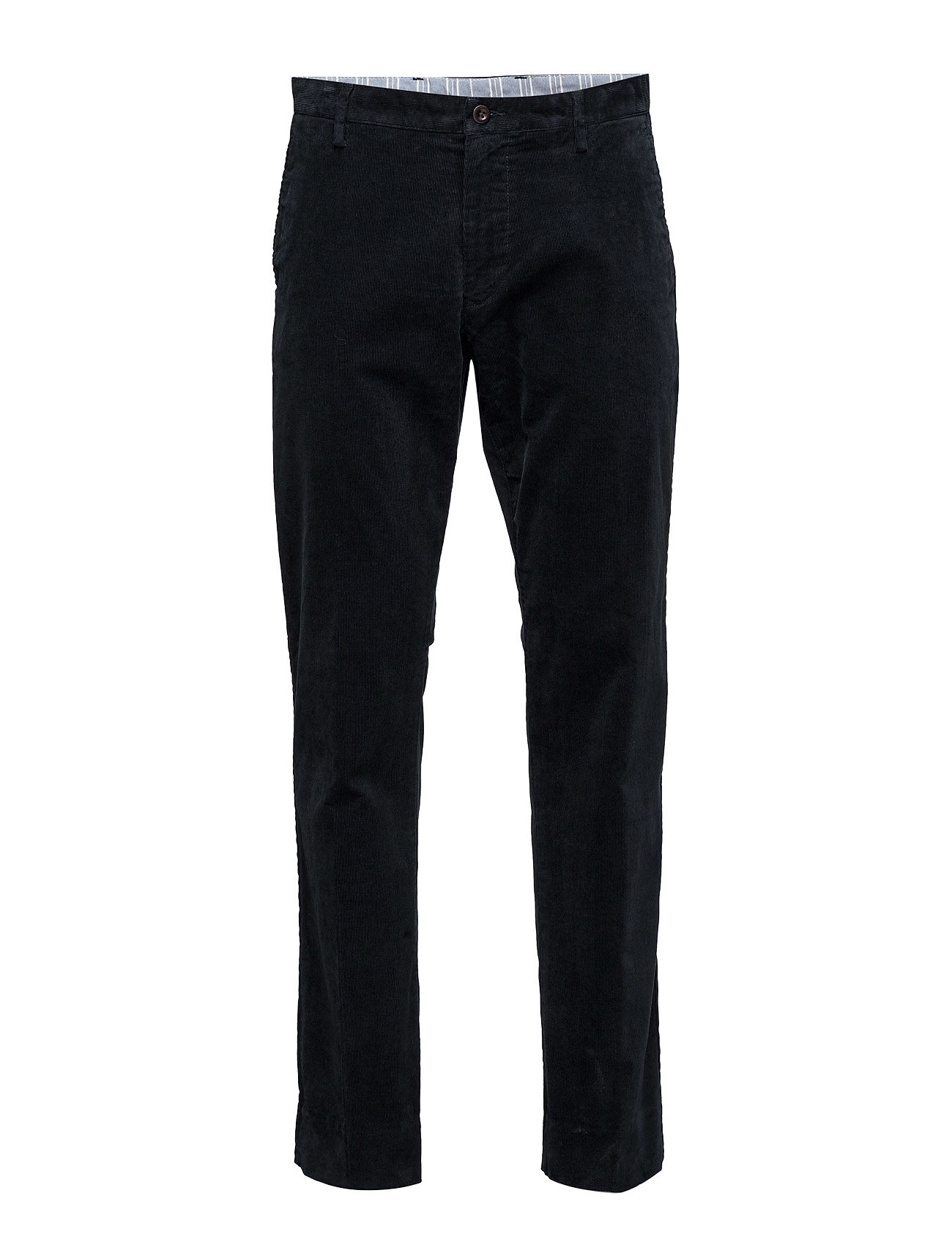 O2. Tailored Regular Cord Slacks GANT Casual sko til Mænd i