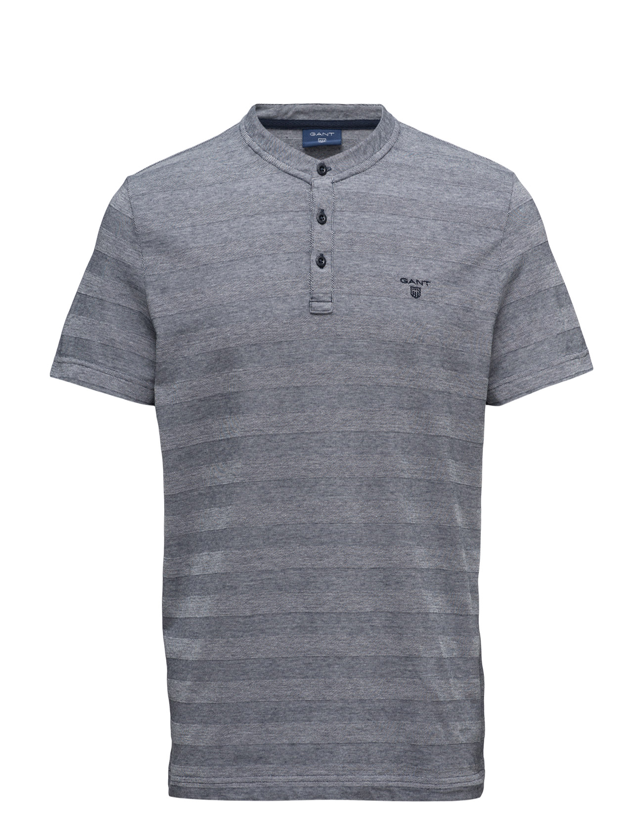 Oxford Striped Henley