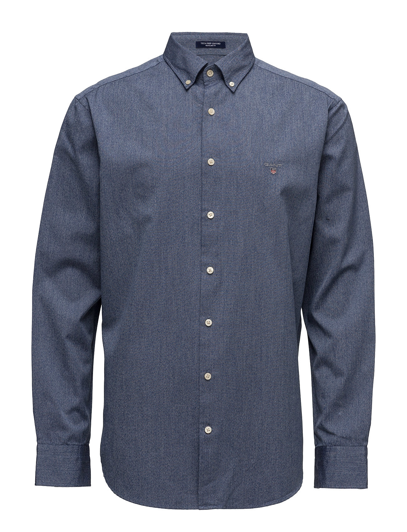 GANT O1. TECH PREP OXFORD SOLID REG BD