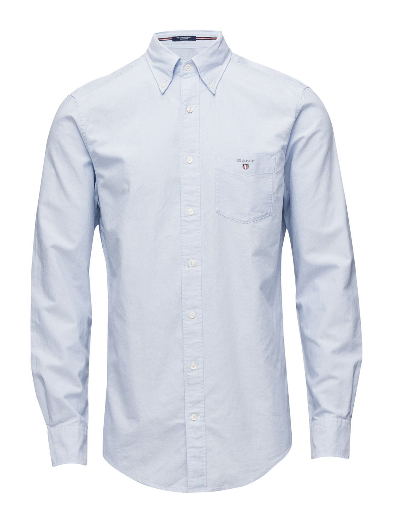 The Oxford Shirt Reg Bd GANT Casual sko til Herrer i