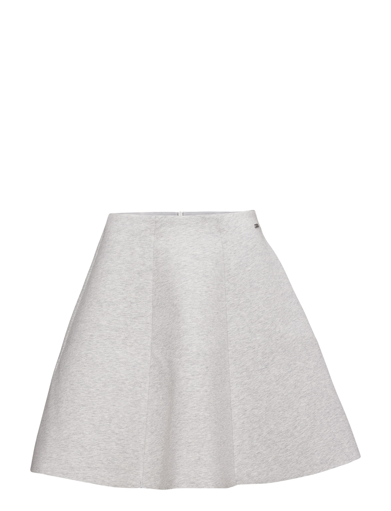 Scuba Skirt GANT Nederdele til Kvinder i Grey Melange
