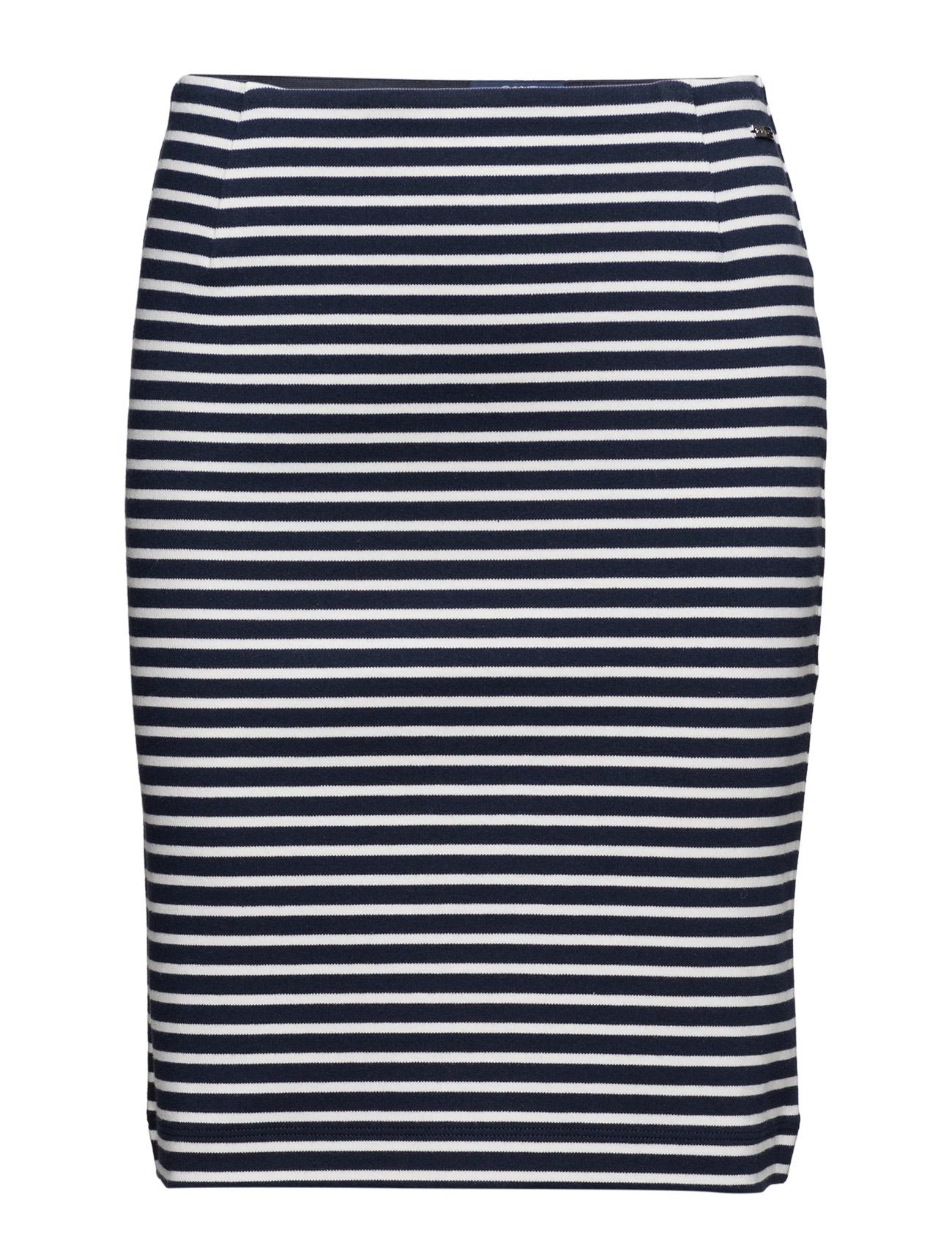 O1. Striped Skirt GANT Knælange & mellemlange til Damer i
