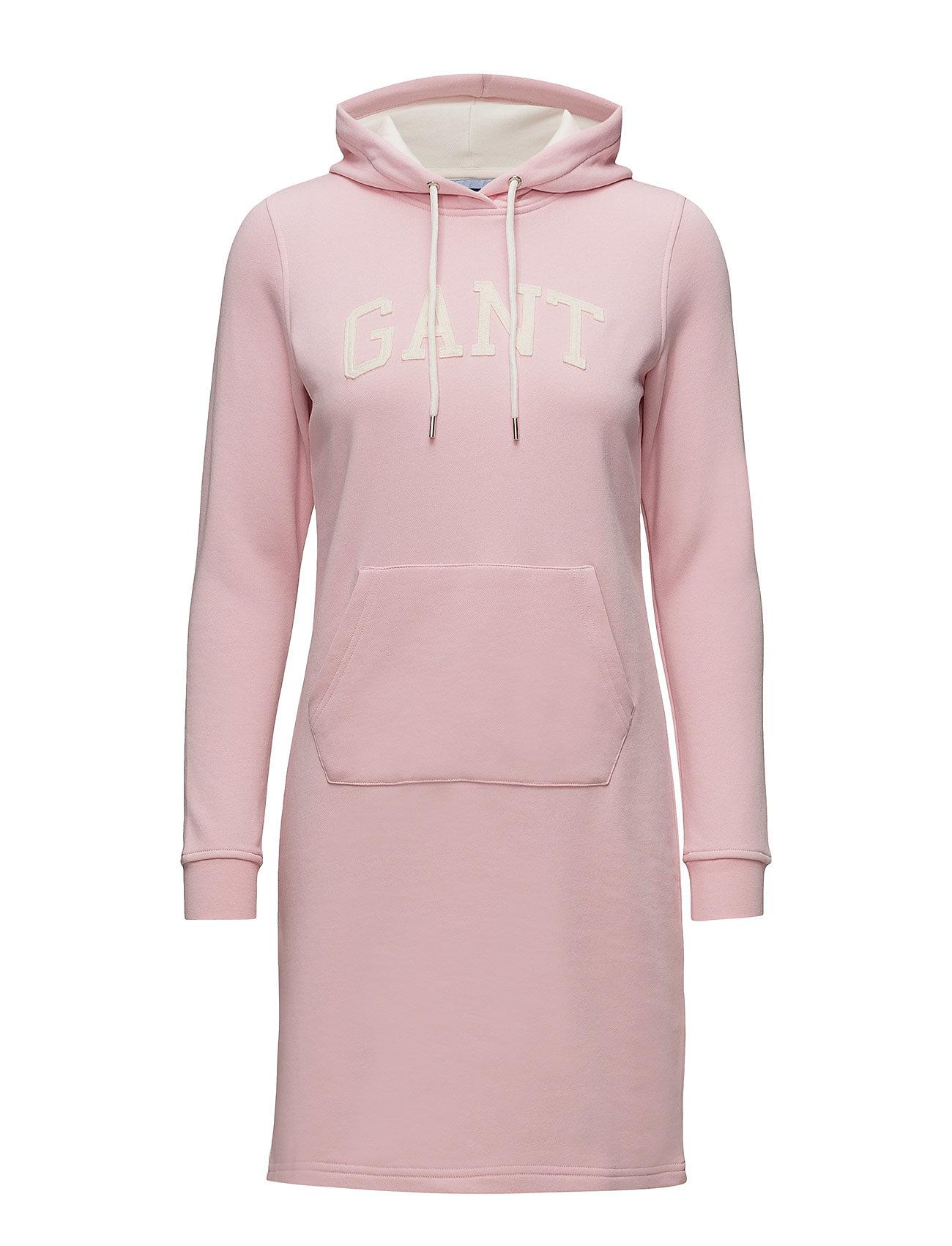 GANT O1. GANT HOODIE DRESS