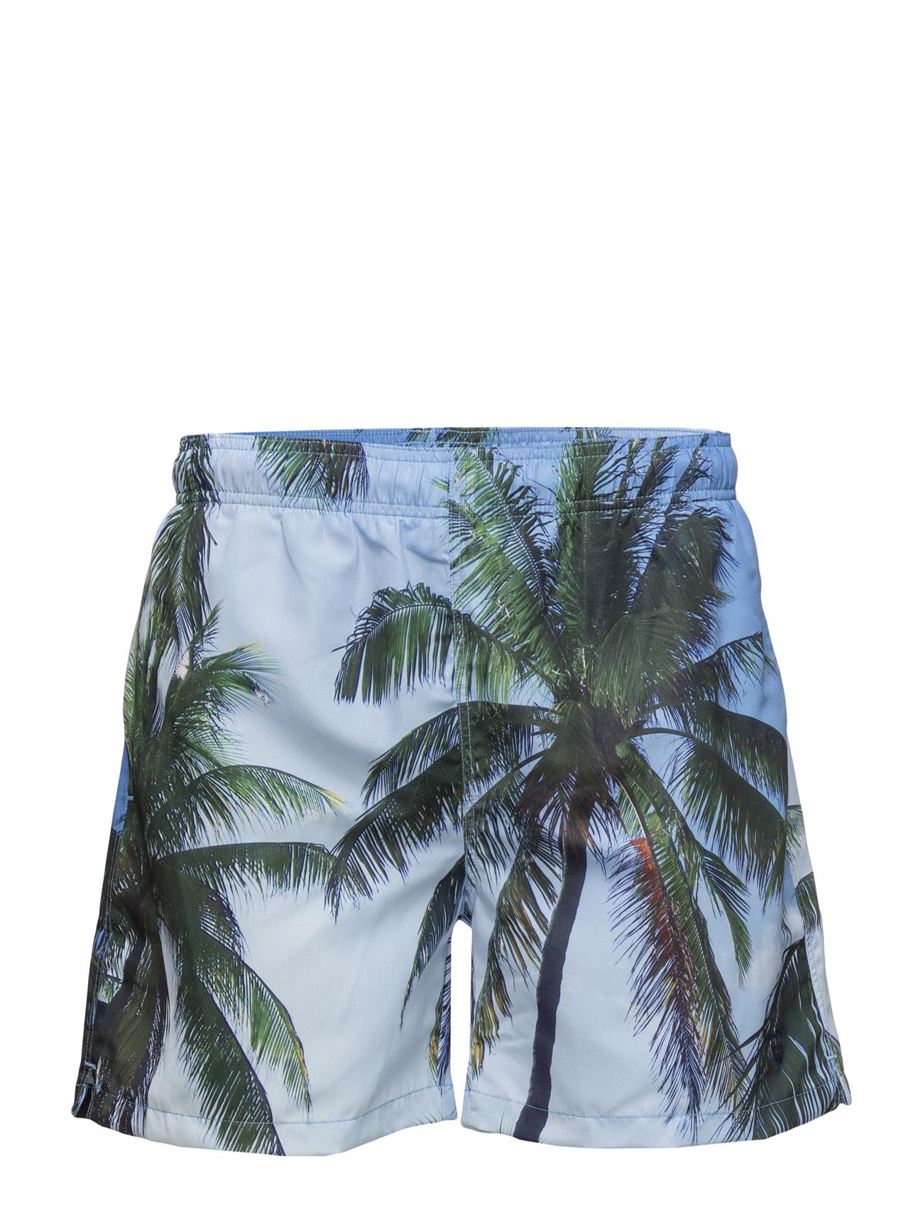 Palm Beach Digital Swim Shorts C.F GANT Shorts til Herrer i