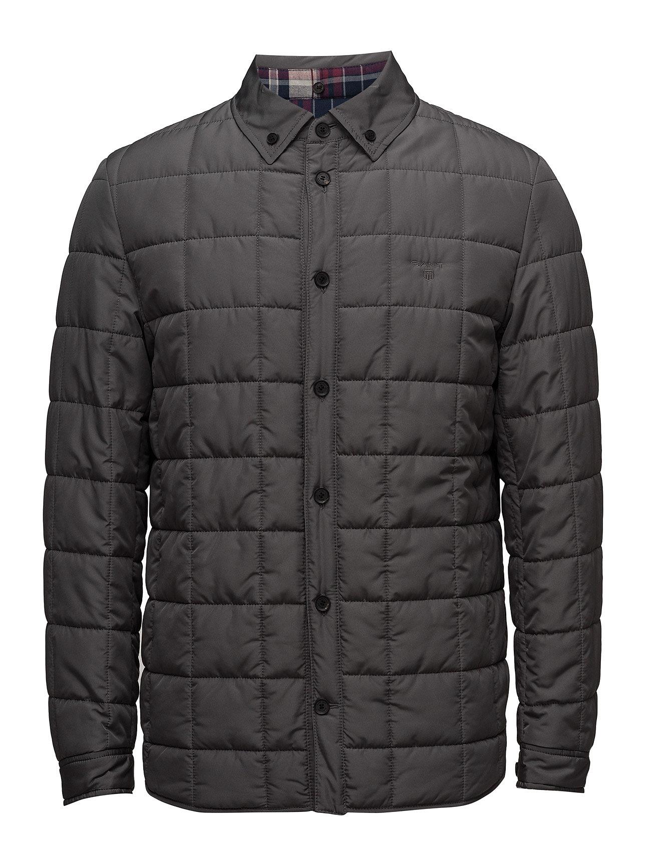 O1. The Reversible Shirt Jacket GANT Jakker til Herrer i