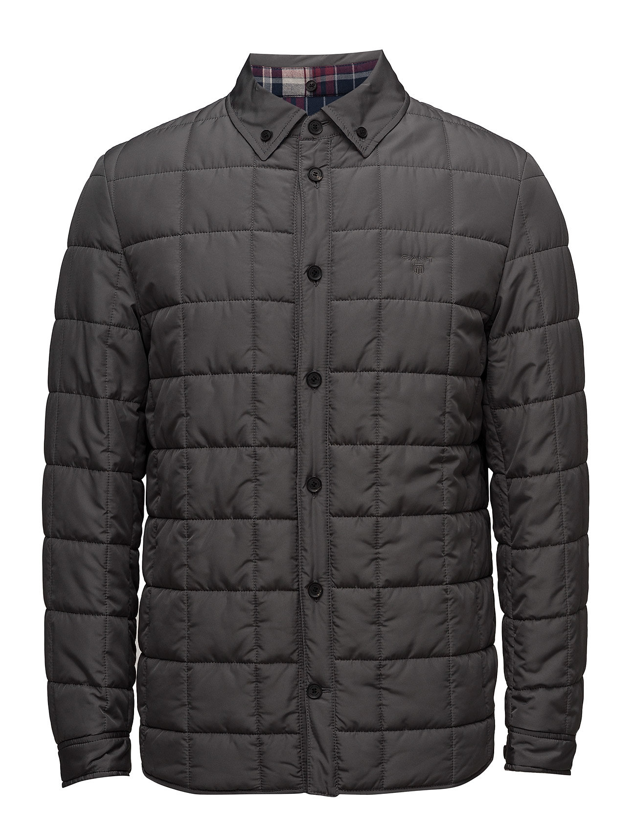 gant – O1. the reversible shirt jacket fra boozt.com dk