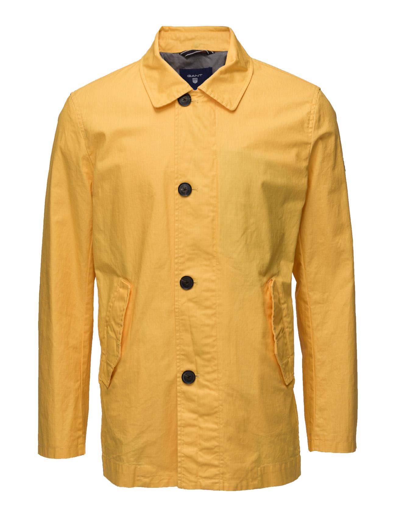 gant – O1. the coated reefer jacket fra boozt.com dk