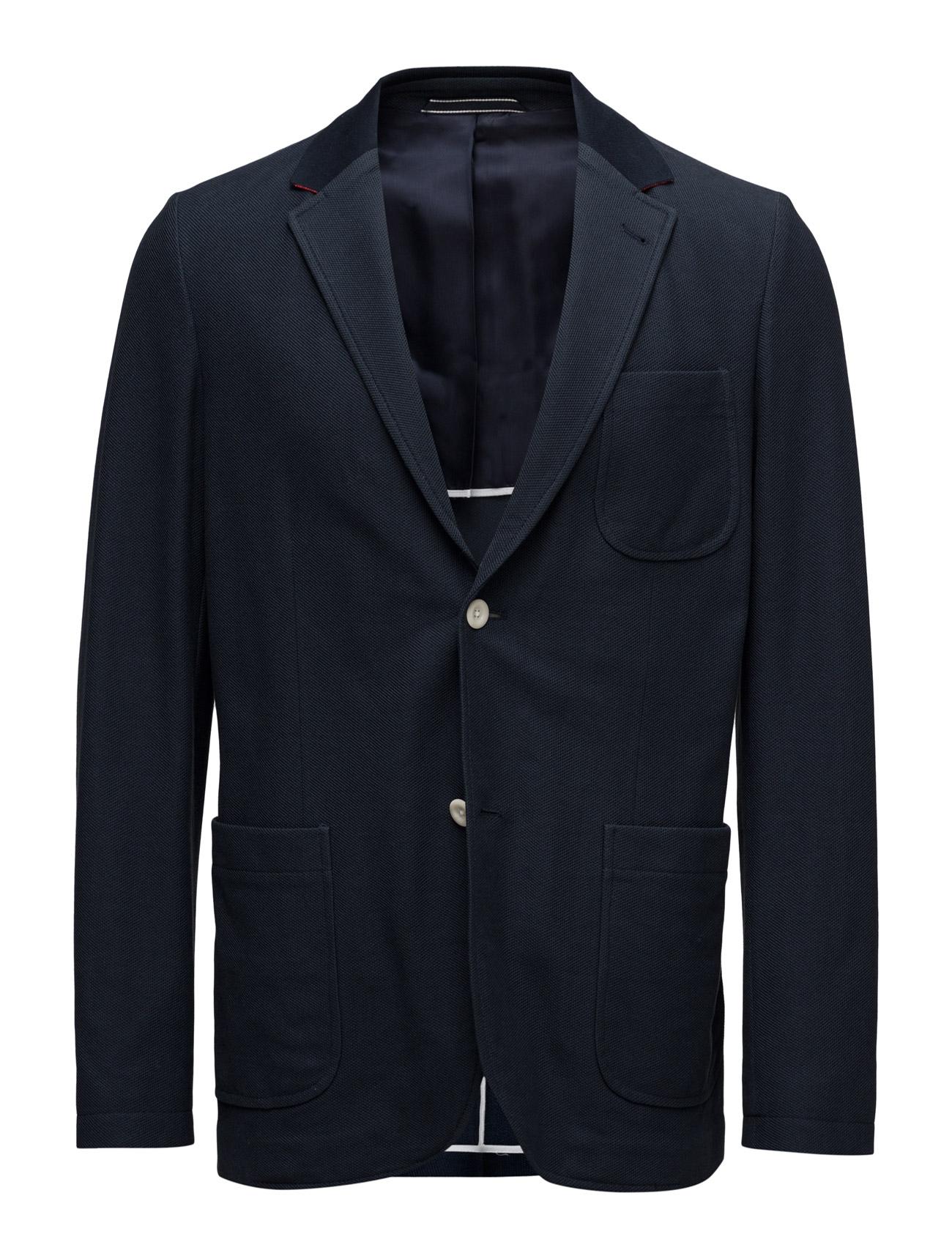 O.P. Polo Collar Blazer 2b3ppc GANT Jakkesæt & Blazee til Mænd i Navy blå