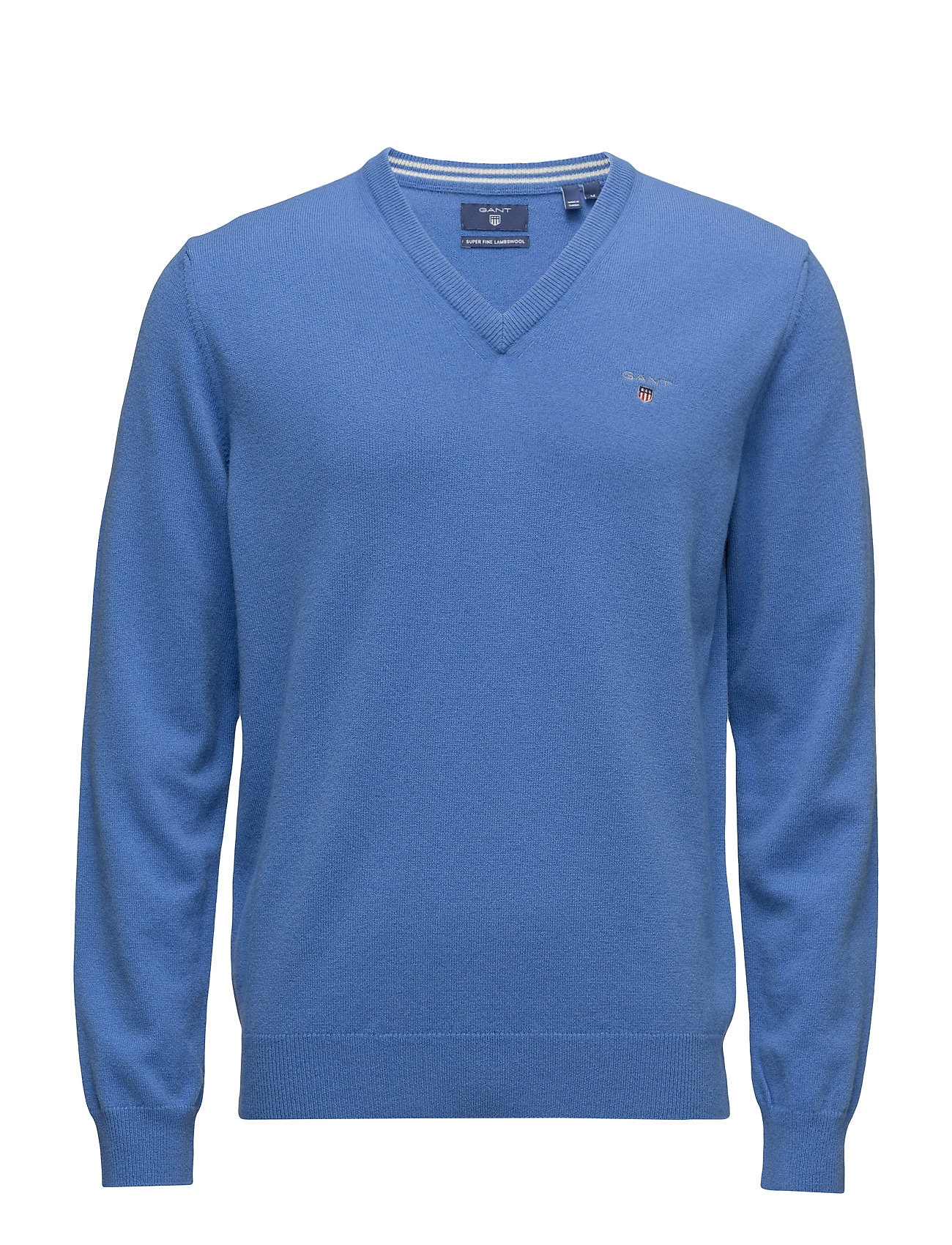 GANT SUPER FINE LAMBSWOOL V-NECK